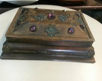 Antique Dresser Box