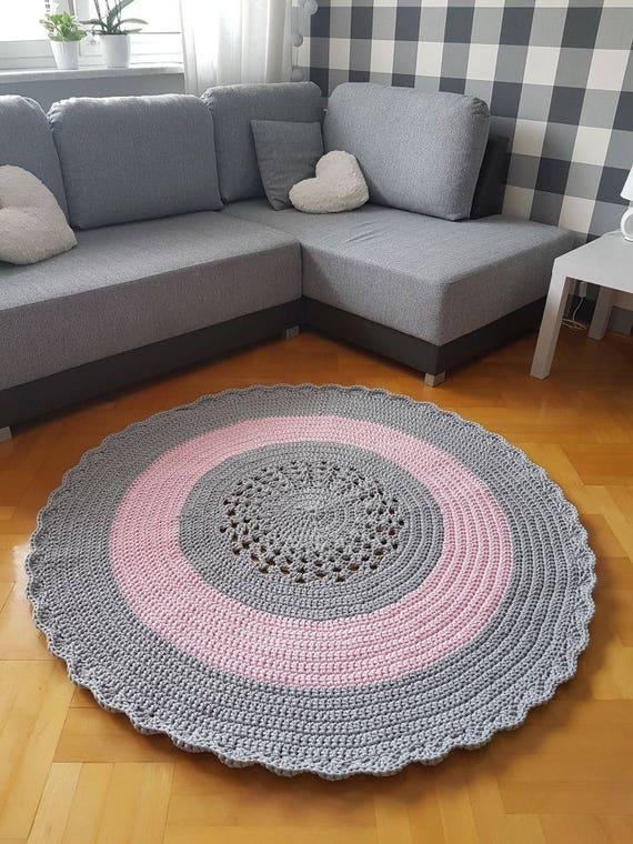 geh kelter teppich runder teppich baumwoll kordel teppich. Black Bedroom Furniture Sets. Home Design Ideas