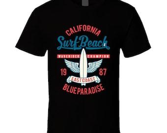 Surf Beach T-shirt