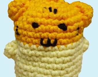 Key Cozy, Crochet