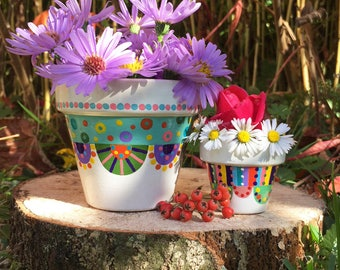 Flowerpot for small plants