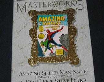 Marvel Masterworks Spider-Man Volume 1 Limited & Numbered Hardcover
