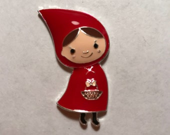 Little Red Riding Hood Needle Minder