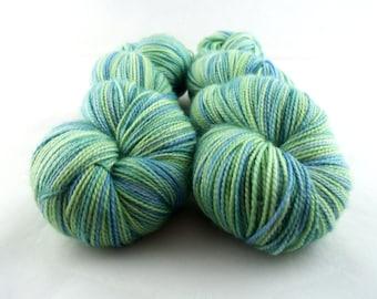 Ver - Hand Dyed Superwash MCN Fingering/Sock Yarn