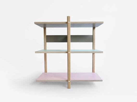 Wonderful Stacks Shelving Furniture   Multi Function Al Stackable Shelving   Open  Bookshelf   Bookcase   Box   Room Divider   Open Wall Furniture Seat
