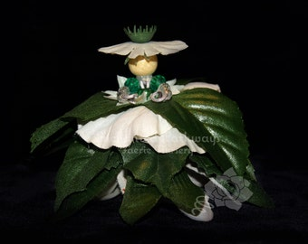 Nita the Flower Petal Faerie, Fairy, OOAK