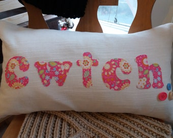 Personalised Cushion,