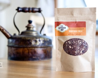 Organic Rooibos Chai - 2.5 ounces about 25 cups