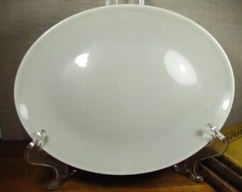 Rhythm - Homer Laughlin - Gray Serving Platter
