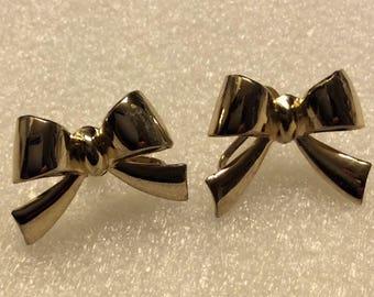 Coro Pretty Bows Earrings