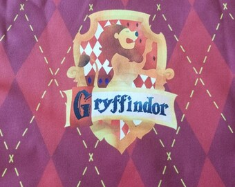 Custom  Gryffindor Potter Diaper you choose type and size Nb/Sm or Onesize