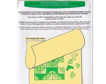 Clover Design Layout Sheet Part No. 473