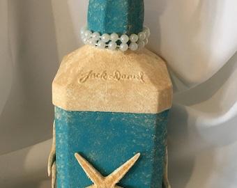 Ocean themed vase
