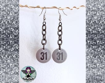31 Chain Earrings