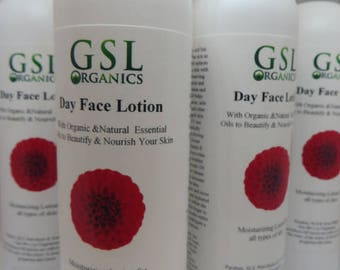 Day Face Lotion - Anti Aging and Rosacea
