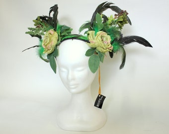 Forest Fairy Headpiece By ShapeShifters