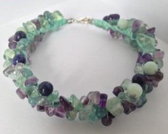 Mermaid Wreath Bracelet