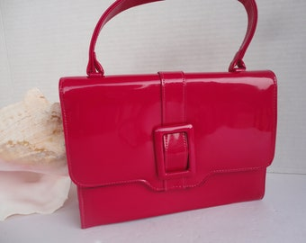 Socialites Hot Pink Purse