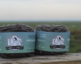 Normandy pres-sales wool - ball 50 gr.