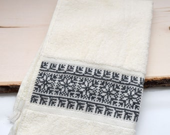 Palestinian Embroidery - Guest Towel
