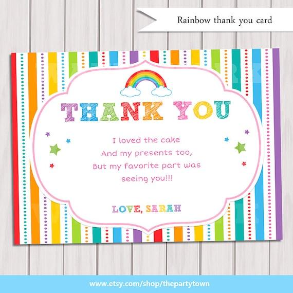 printable birthday thank you cards