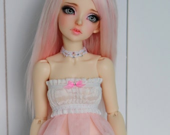 MSD BJD Top and Necklace  for 1/4 doll Minifee