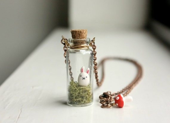 bottle vintage diy jars pack pairs cap mini glass wishing flower vials with item pendant