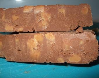 Caramel Milk Chocolate Fudge