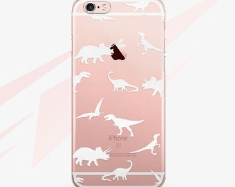 coque iphone 6 petit dinosaure