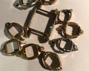 Watch Bezels Gold filled etc.