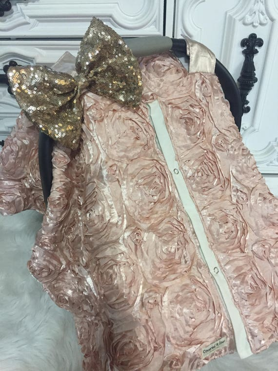 Jumbo Glitz Bow ADD on , Gold , Rose Gold , Silver YOU pick