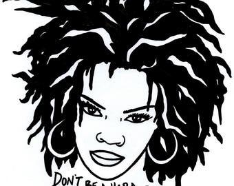 Lauryn Hill tee