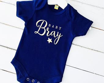 Personalised Kids TShirt | Personalised Kids Clothing | Brother Shirt | Gift ideas for kids | Gift ideas for Baby | Kids Fashion