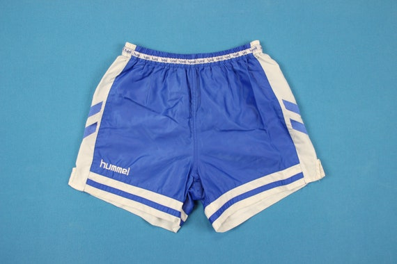 Vintage 60s 70s Collegiate Pacific Berkeley YMCA Gym Running Athletic Shorts Sz M 32-34 VUDS6ro