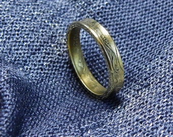 Ukraine Coin Ring
