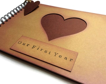 One year anniversary etsy