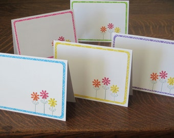 All Occasion Note Card bundle flowers  Note Card Set