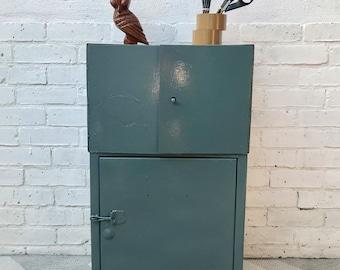 Industrial Metal Tool Storage Cabinet #667