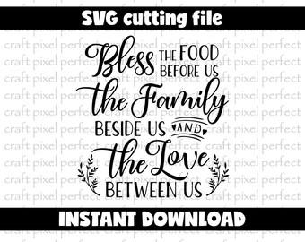 svg kitchen quotes etsy