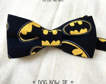 batman dog or cat bow tie!