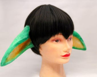 Made to order: Soraka ears from League of Legends