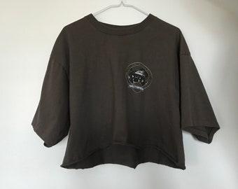 Cropped Harley Davidson T-Shirt