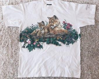90's Habitat Lioness Tee