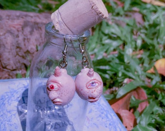 Cyclops twins Earrings
