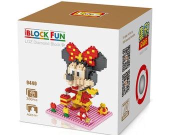 brick pikachu 350 puzzle pieces