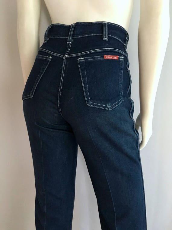 vintage SASSON high waist jeans – 1970s- 80s - M WfkpFLhDT