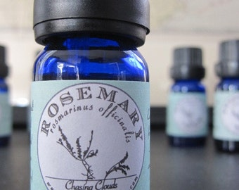 Rosemary Essentail Oil - Organic - Aromatherapy - Essential Oil - Essential Oils