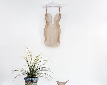 Modern metal art, Metal home decor Sculpture, Contemporary art, Petticoat, abstract art, Gold dress