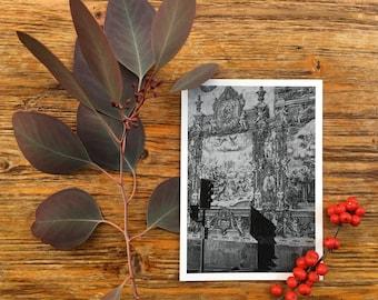Porto postcard #2 - film photography - black and white