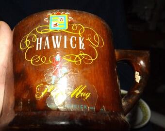 Vintage Shaving Cream Mug